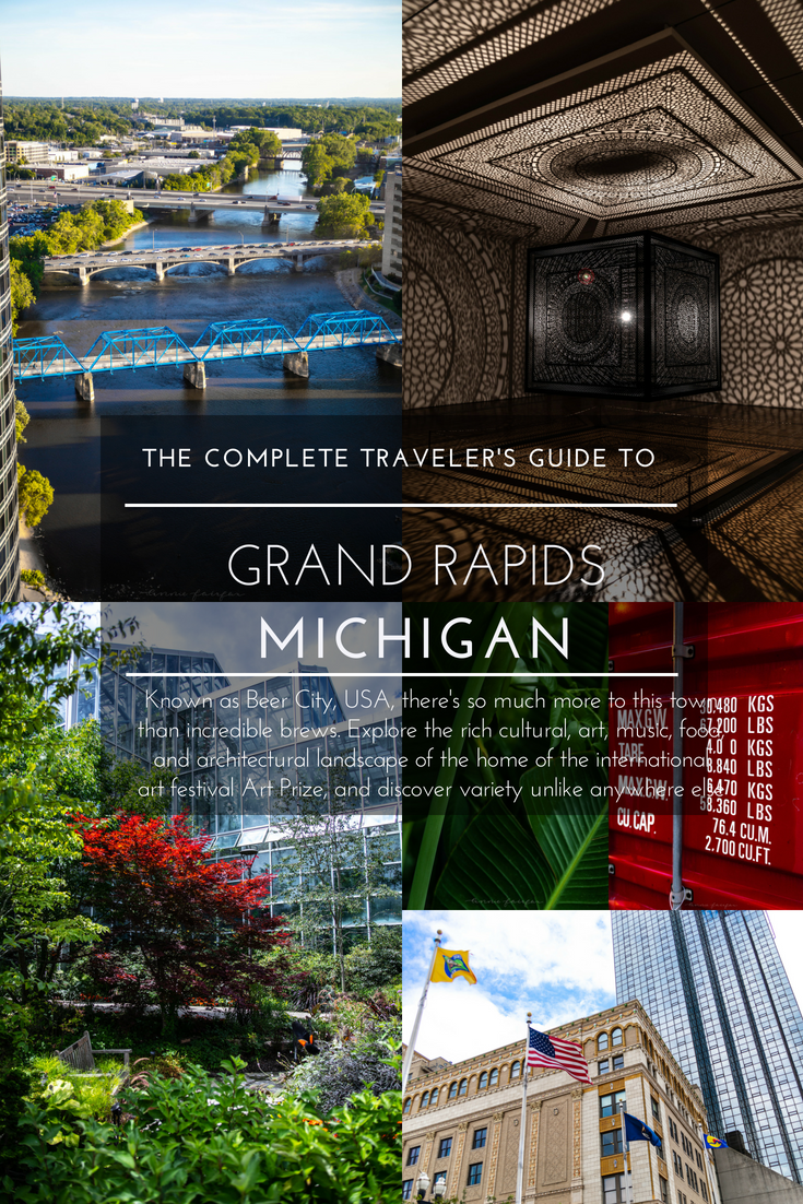 Complete Traveler's Guide to Grand Rapids