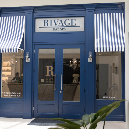 Luxury Spas of the World: Rivage Day Spa, Birmingham