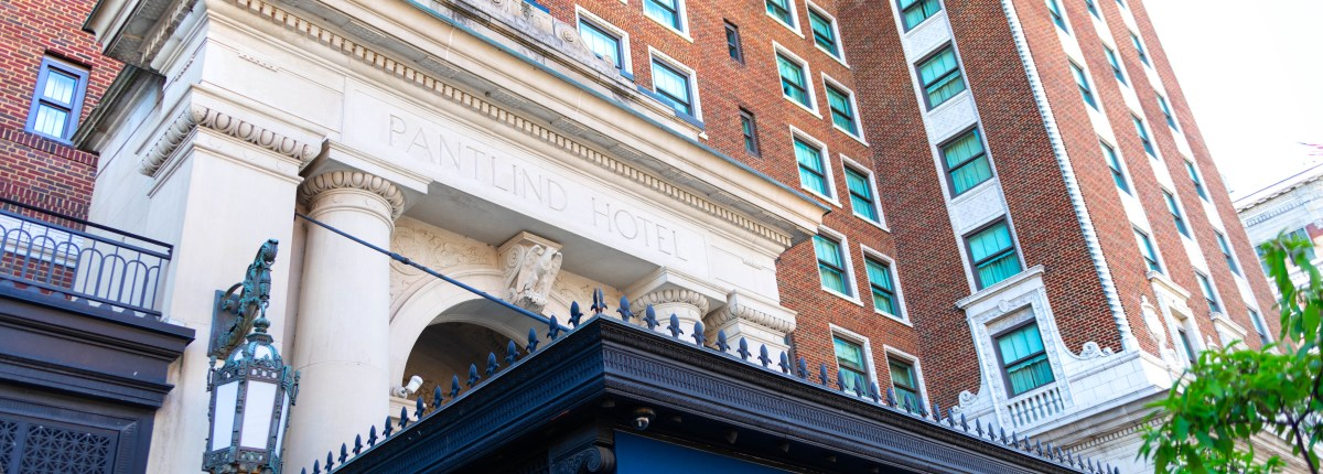 Luxury Hotels of the World: Amway Grand Plaza in Grand Rapids, MI