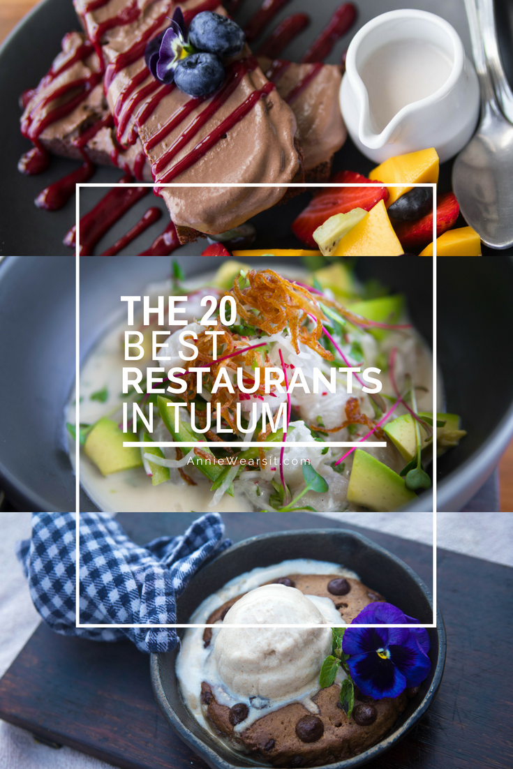 The 20 Best Places to Eat in Tulum