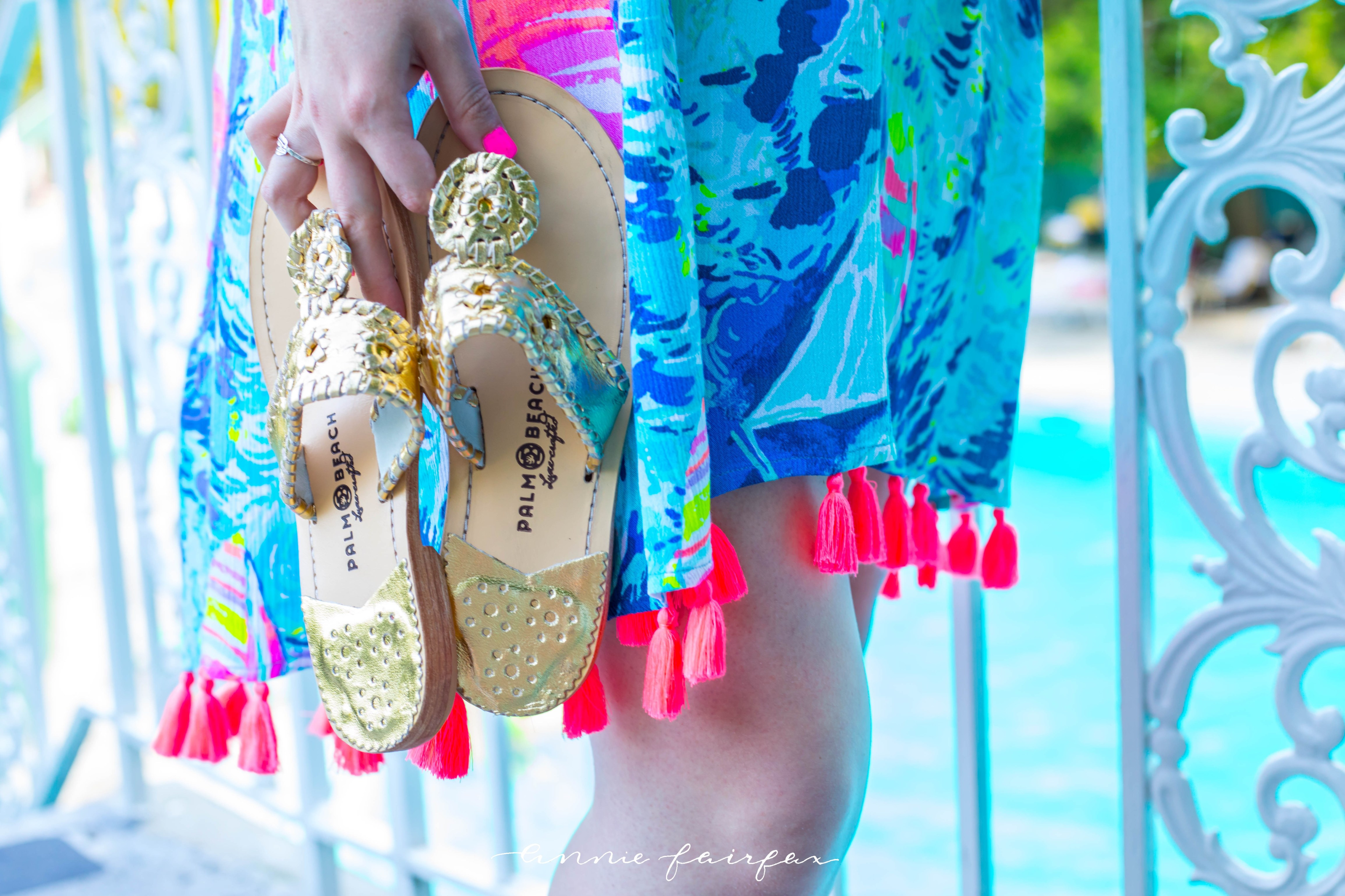 What to Wear at Grand Hotel on Mackinac Island