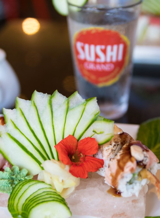 Sushi Grand Mackinac Island Michigan
