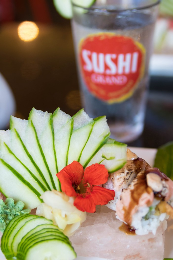 Luxury Restaurants of the World: Sushi Grand