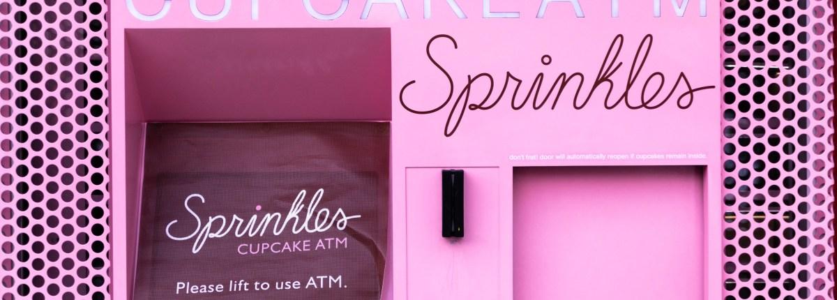 Sprinkles Cupcake ATM Beverly Hills
