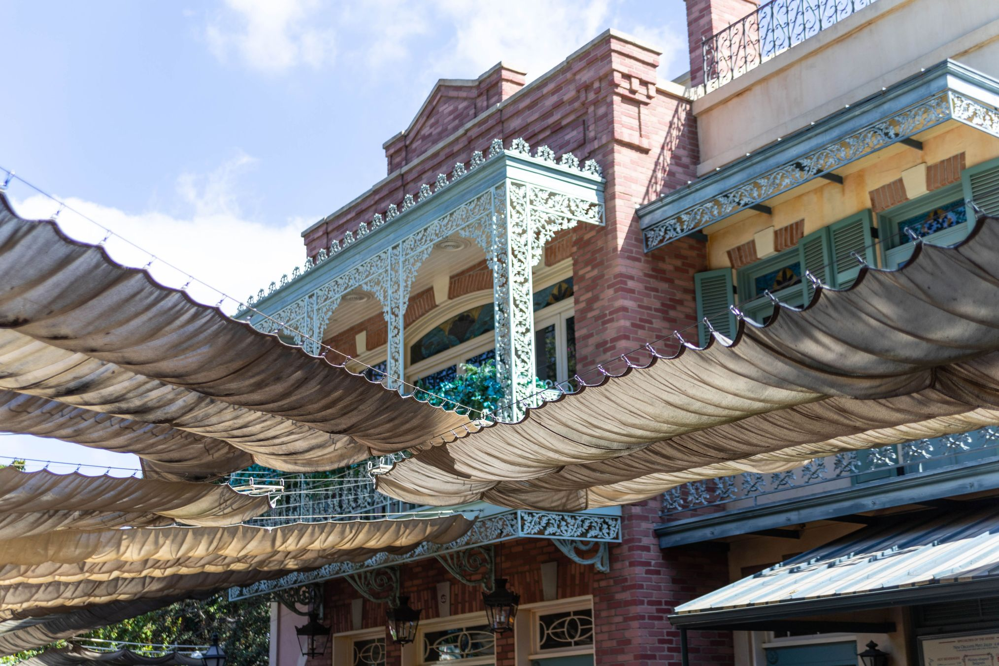 Disneyland The Ultimate Travel Guide by Annie Fairfax Disneyland Travel Tips Advice New Orlean's Square