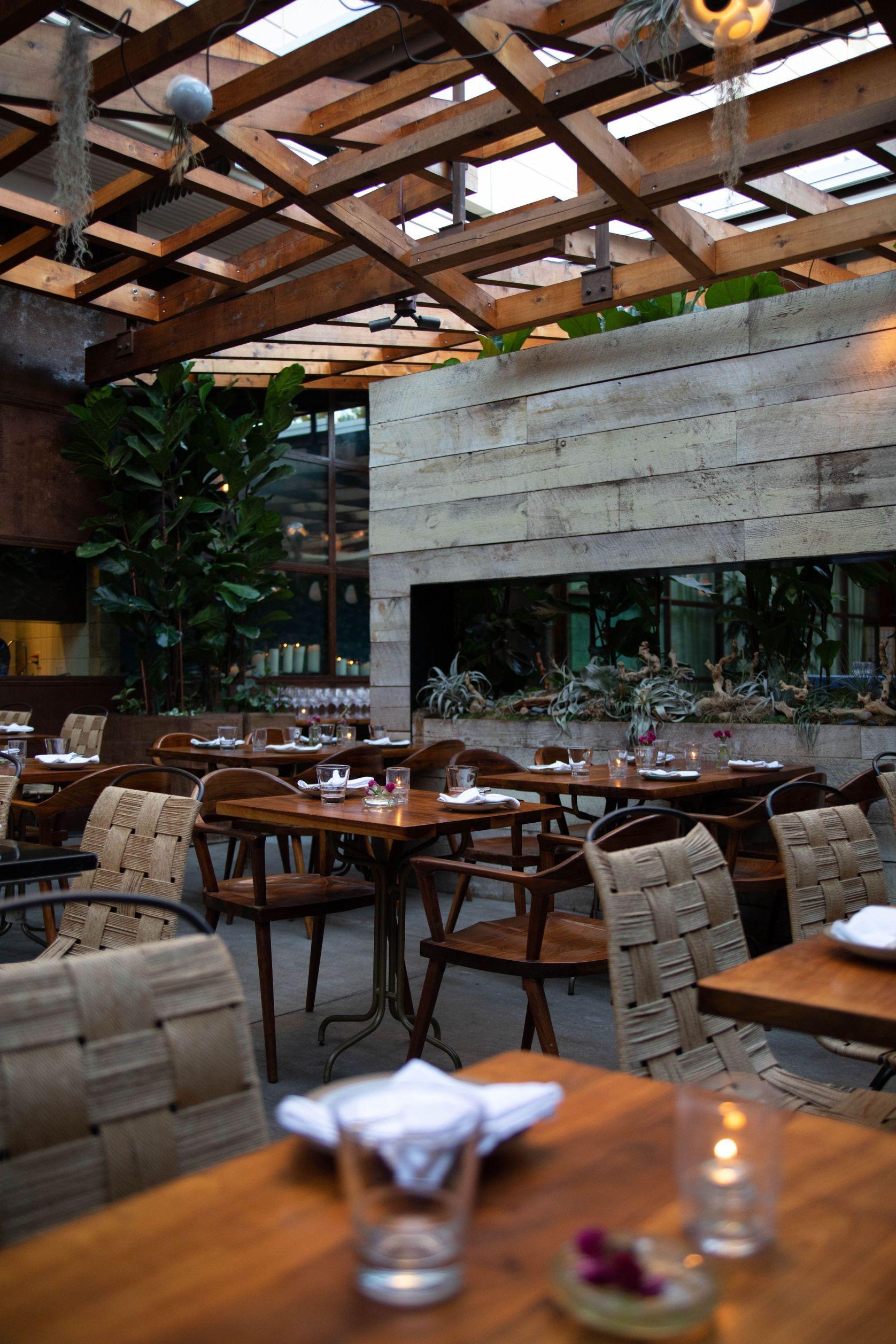 Hinoki and the Bird in Los Angeles Luxury Restaurants of the World