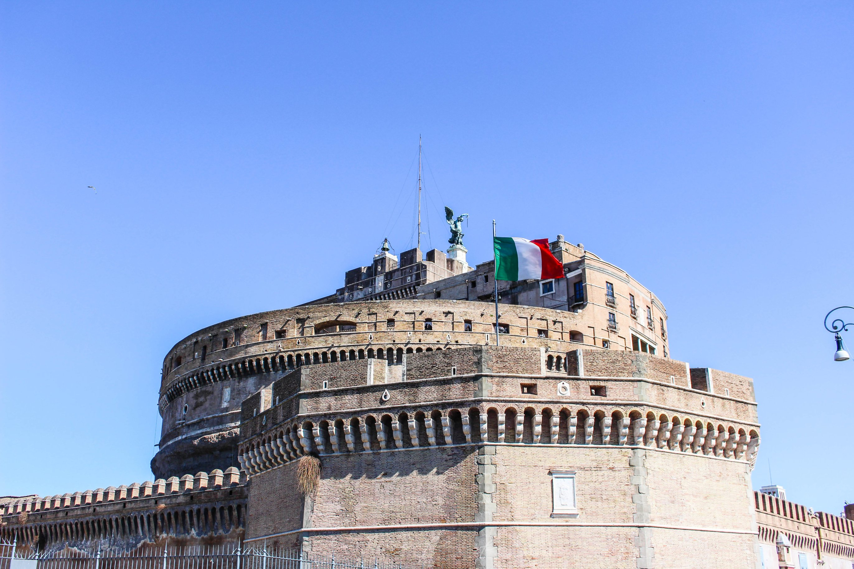 Castle Sant'Angelo in Rome: The Complete Traveler's Guide