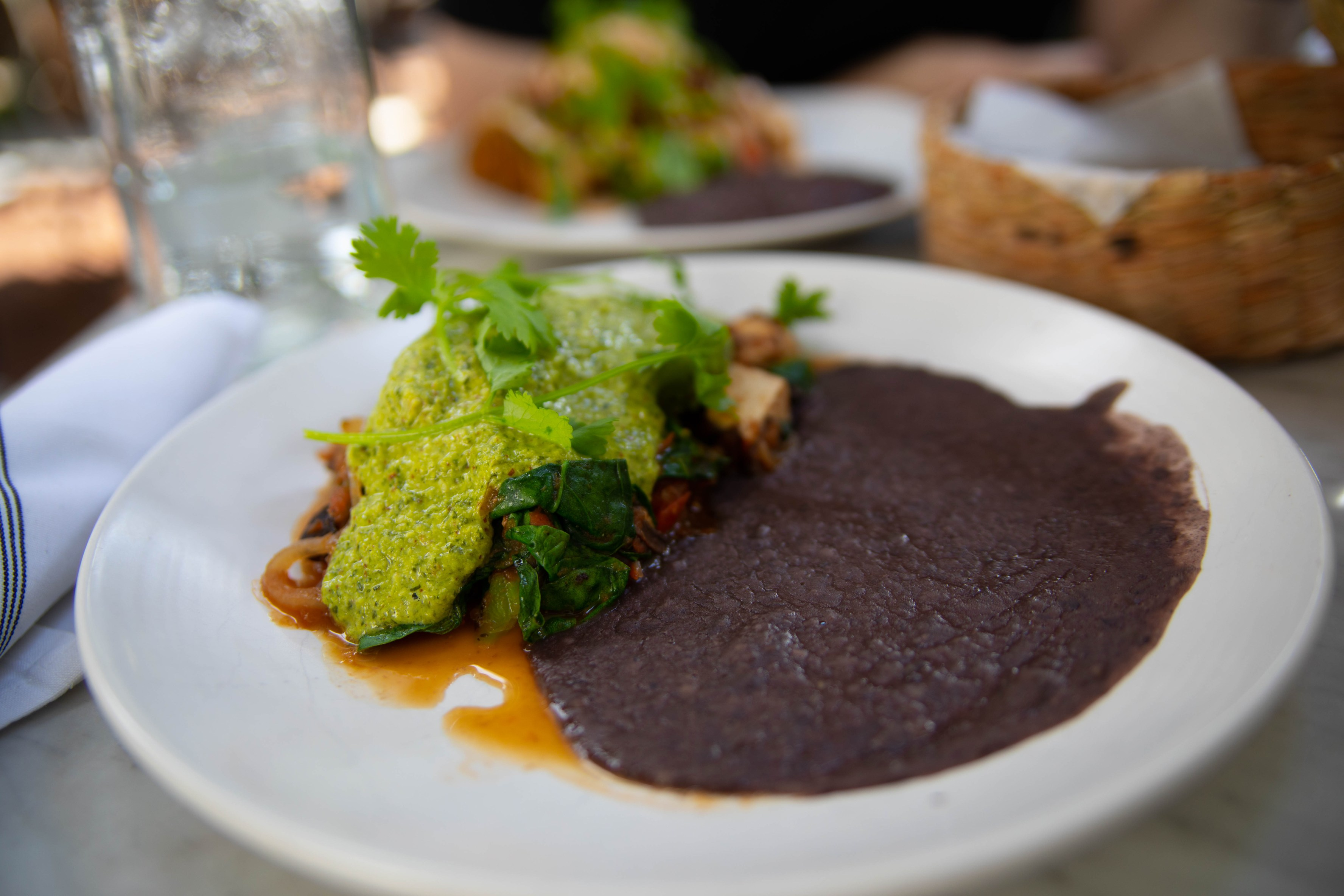 Gracias Madre Vegan, Organic Restaurant in West Hollywood, California
