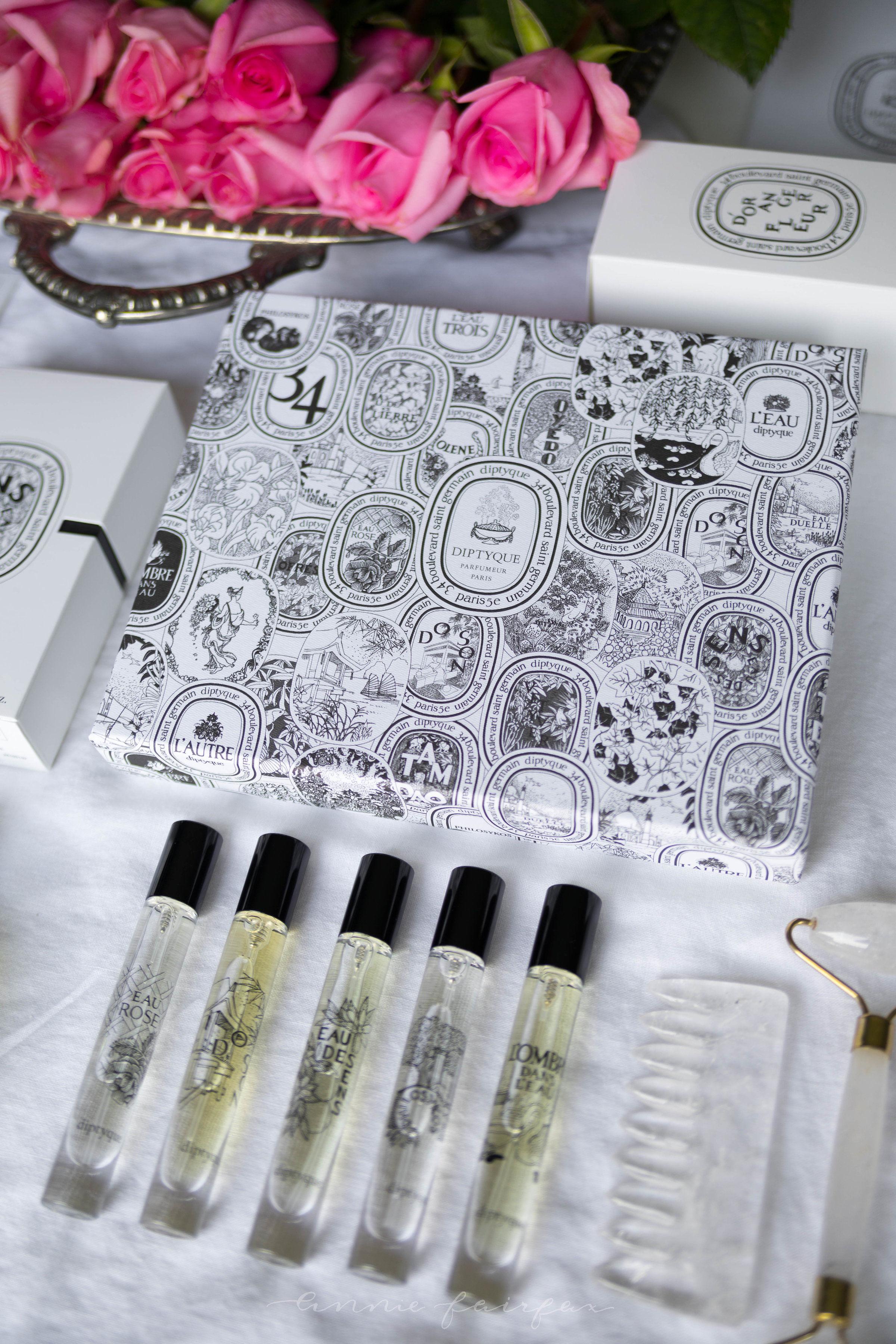 Diptyque L'Art Du Parfum Discovery Set