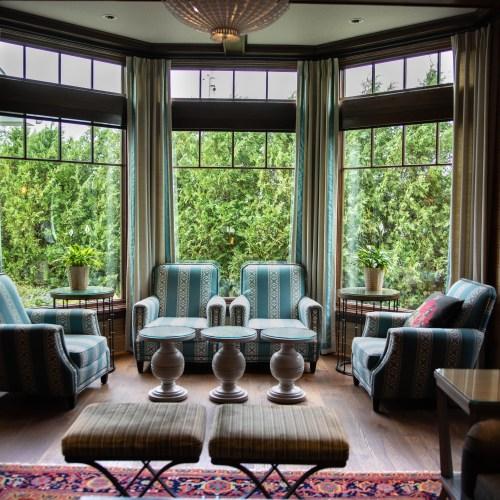 Luxury Hotels of the World: Hotel Walloon Interior Design