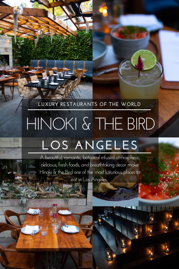 Luxury Restaurants of the World_ Hinoki & the Bird