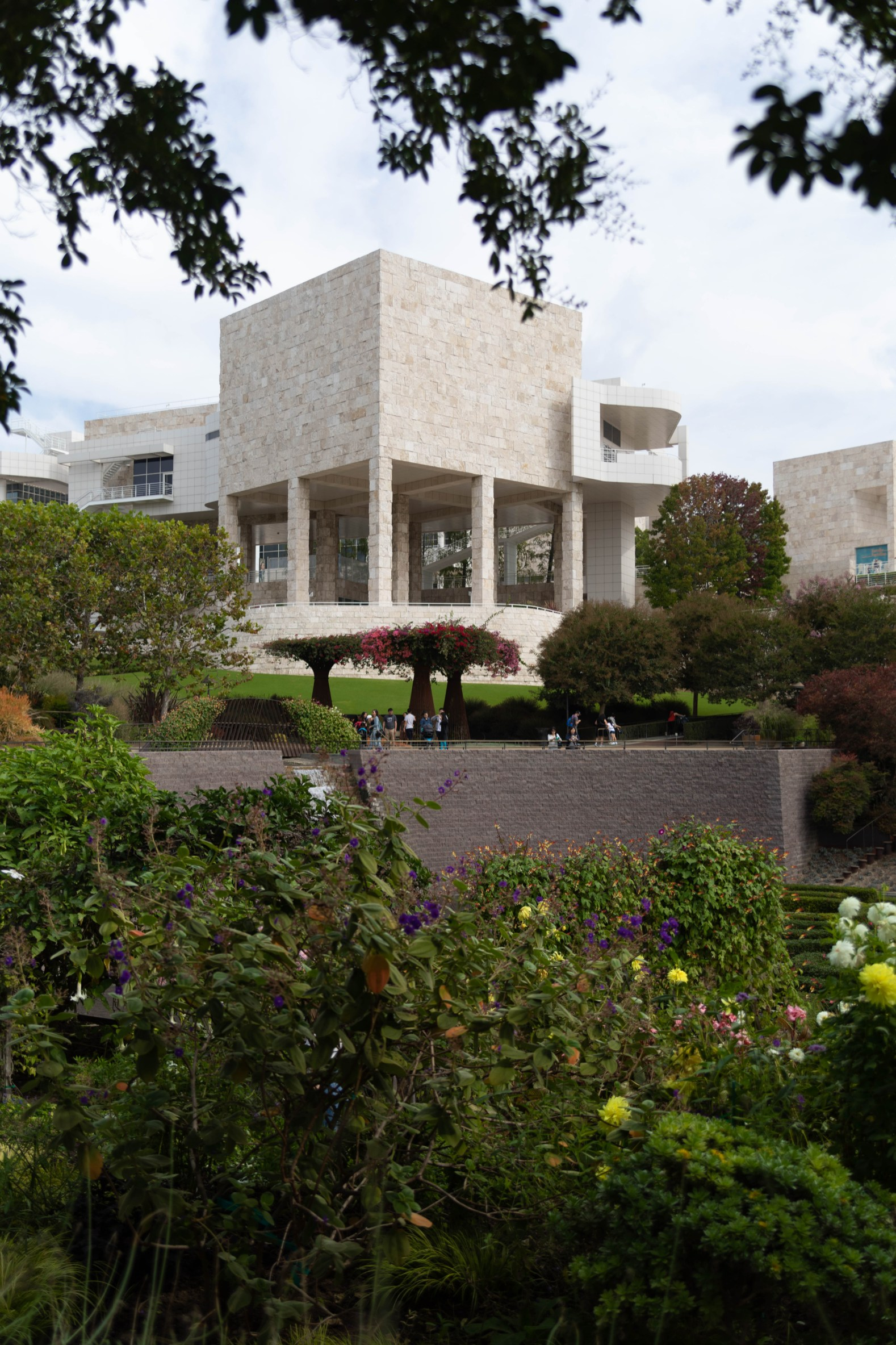 The Getty Museum in Los Angeles Incredible Architecture and Outdoor Gardens