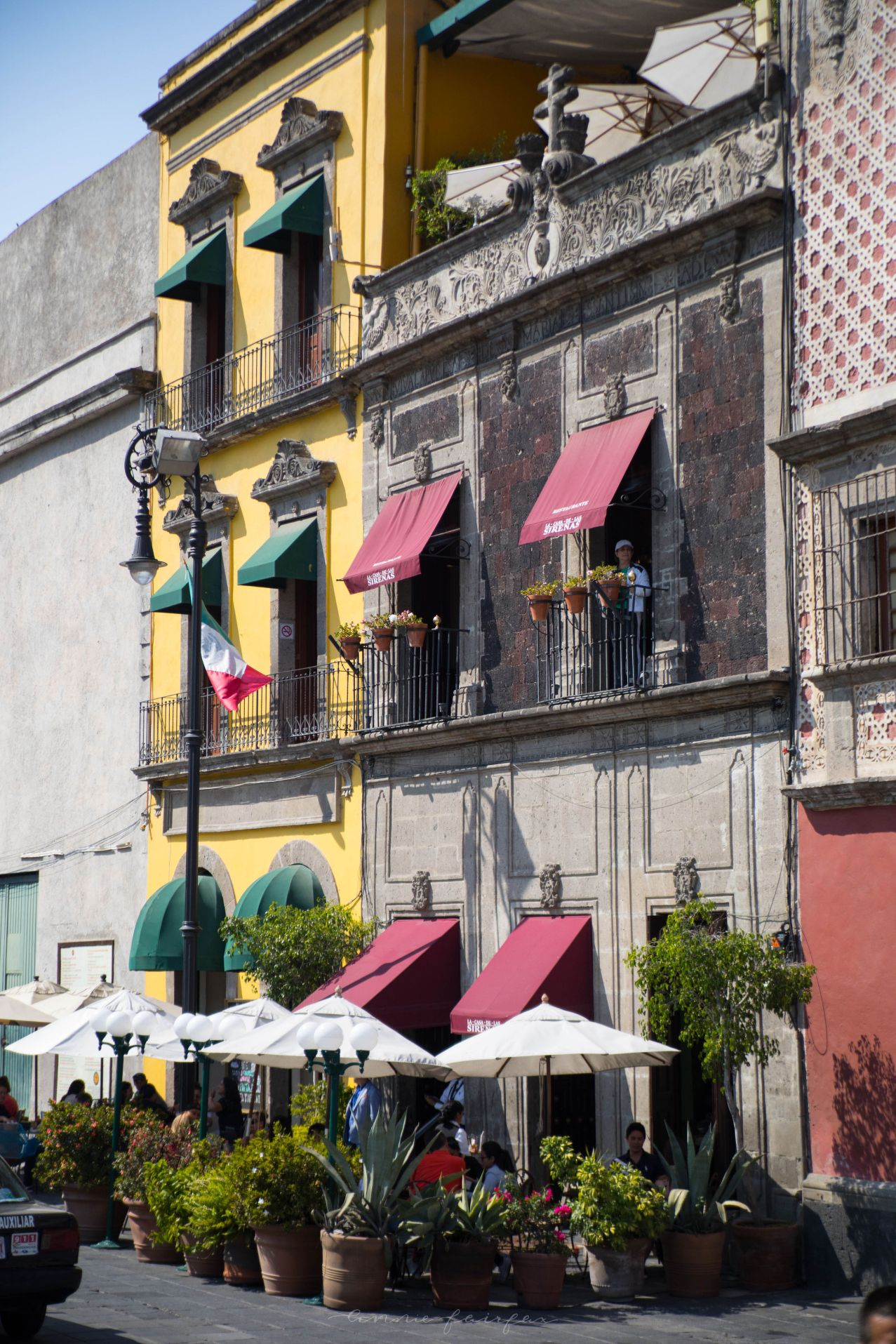 Colorful Buildings The Complete Traveler's Guide to Mexico City Mexico Where to Stay What to Eat Where to Visit What to Do Places to Avoid How to Stay Safe in Mexico City