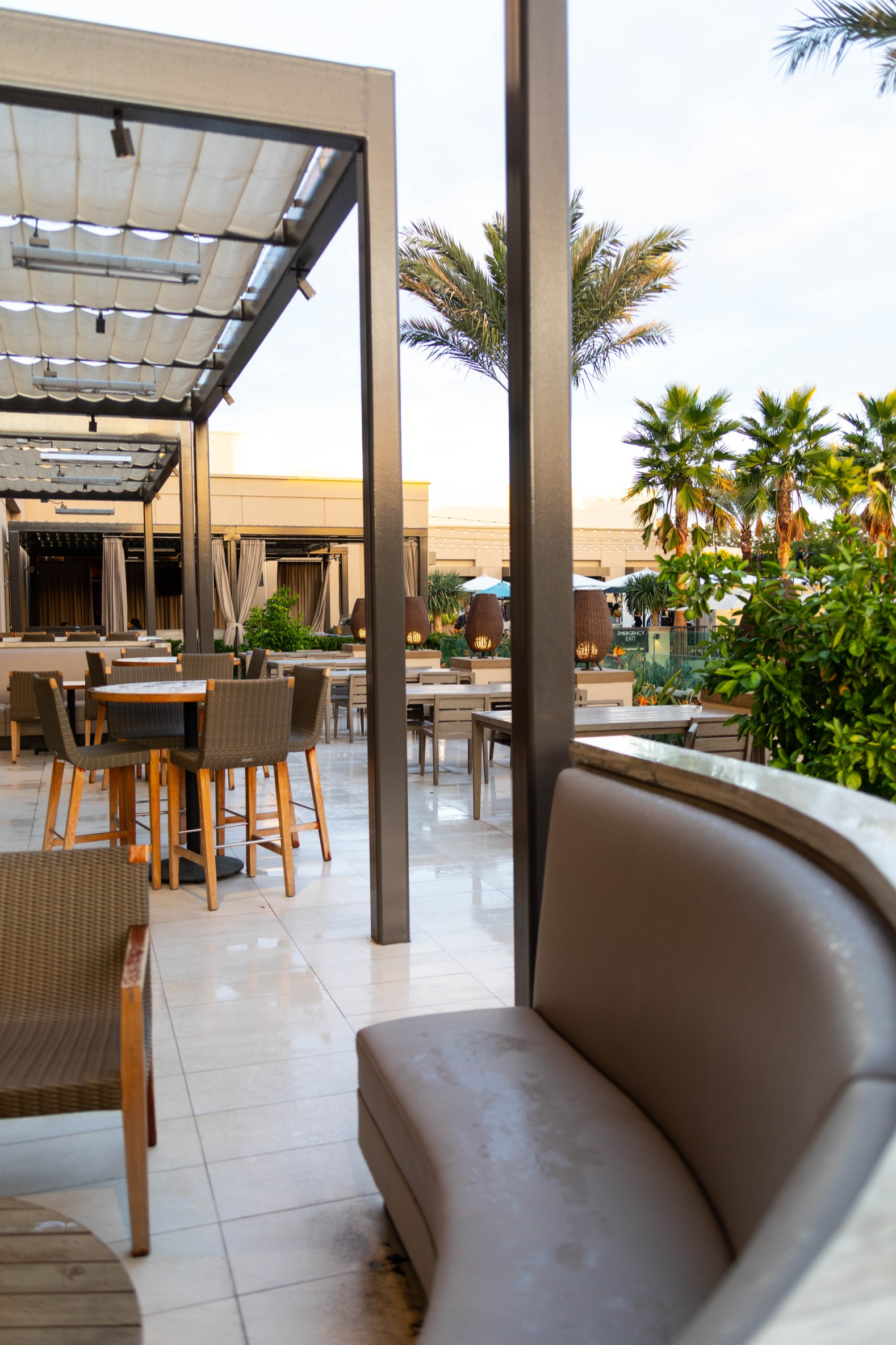 Luxury Hotels of the World: Irvine Spectrum Complete Review Rooftop Bar & Restaurant Irvine, California