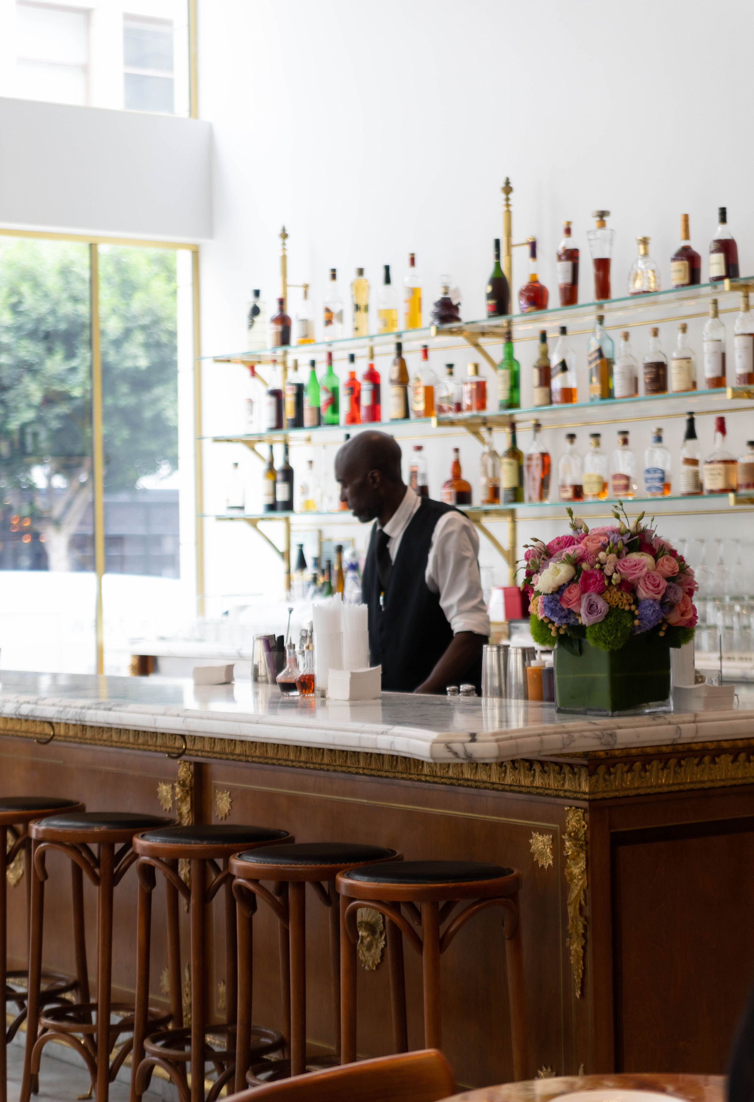 Luxury Restaurants of the World: Bottega Louie Gourmet Market & Pâtisserie in Los Angeles