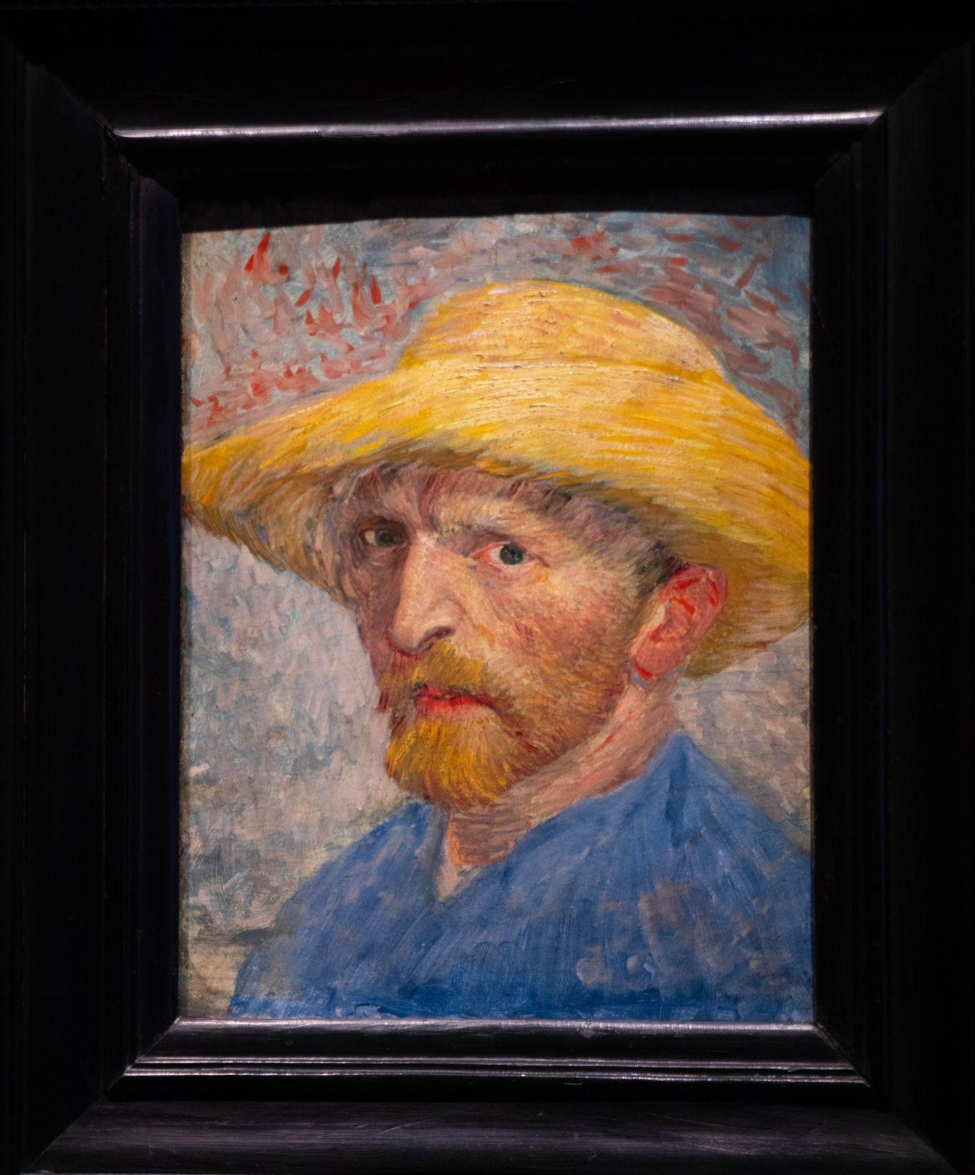 Detroit Travel Guide Detroit Institute of Arts Vincent Van Gogh Painting