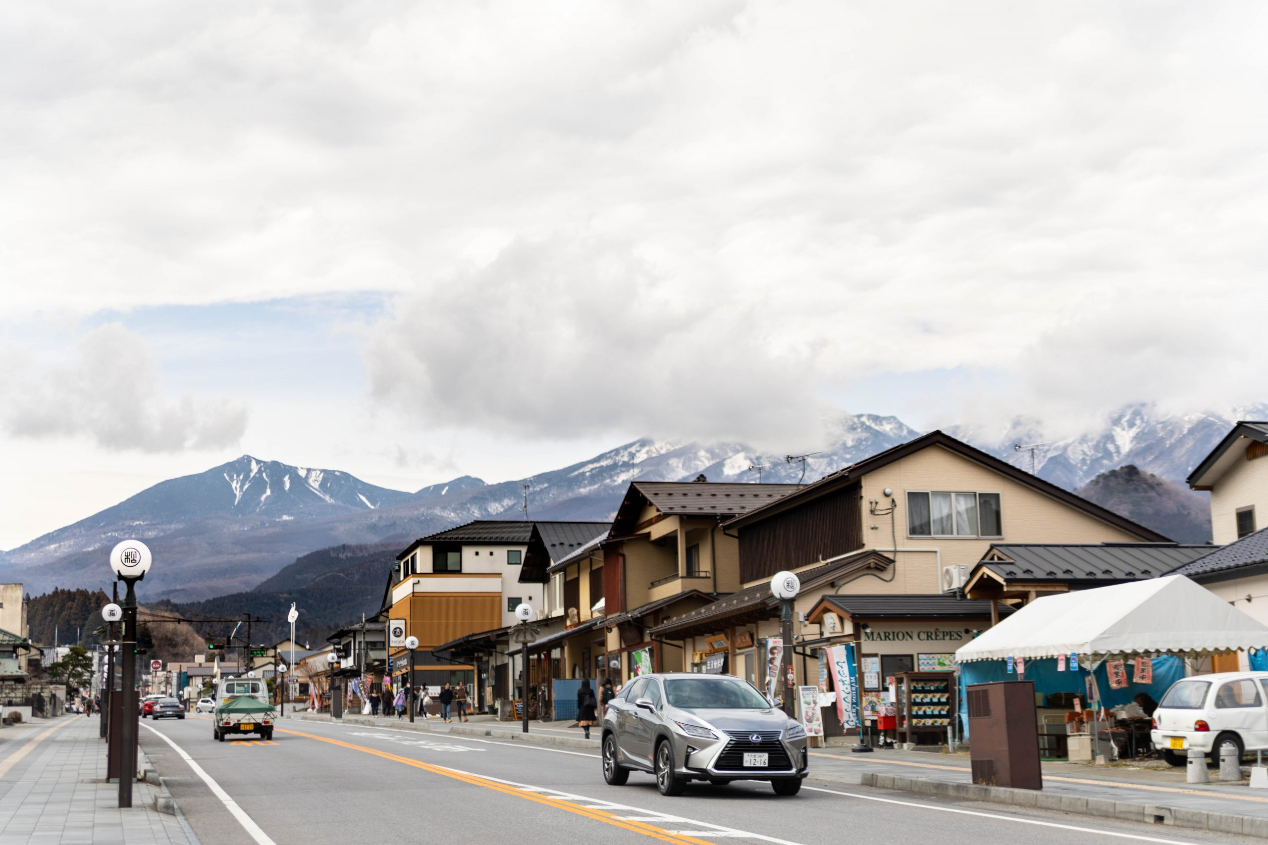 Downtown Nikko, Japan Mountain Village, the Ultimate Travel Guide Written, Researched, and Photographed by Travel Writer & Photographer Annie Fairfax