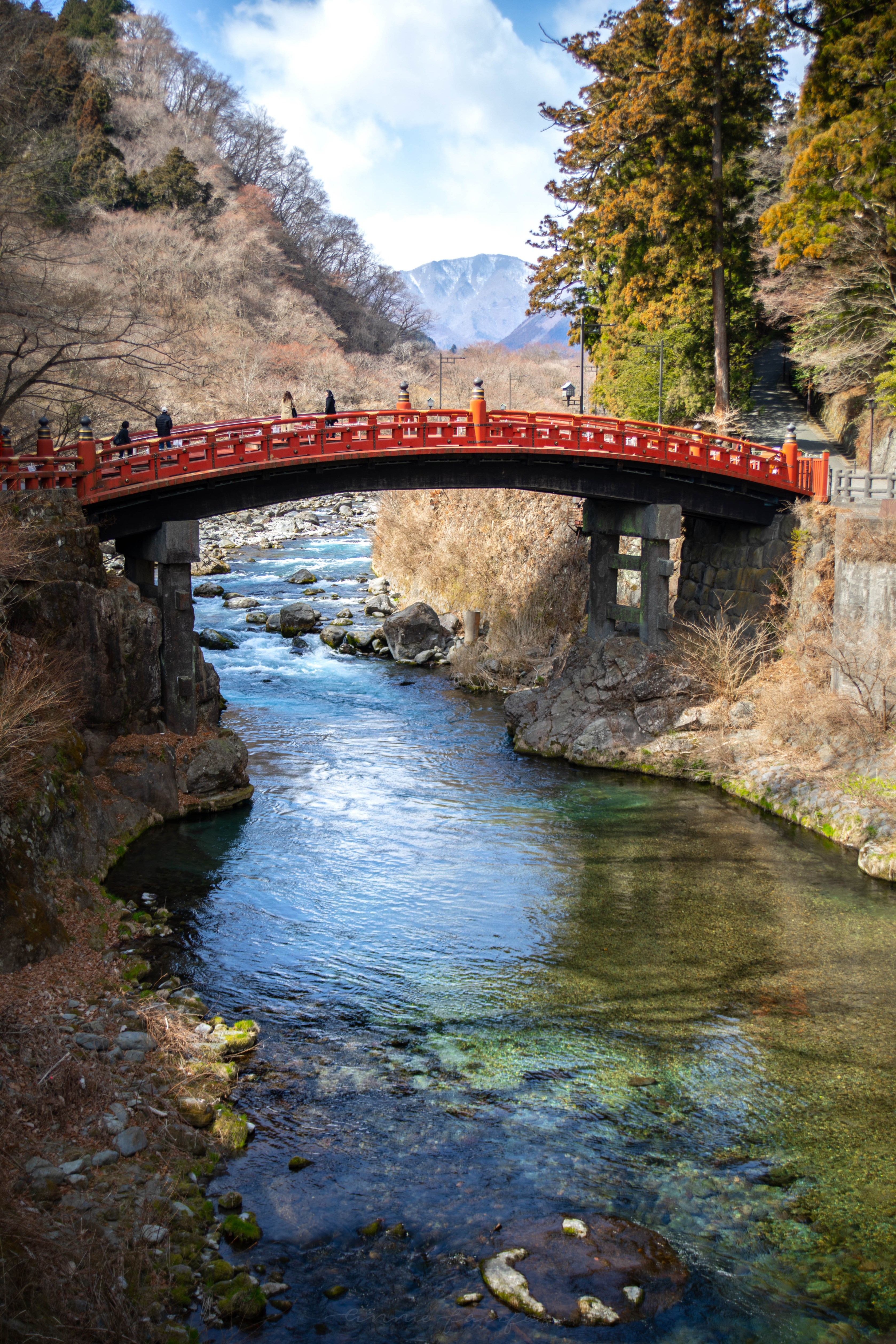 Shinkyo Bridge in Nikko, Japan the Ultimate Travel Guide to Nikko, Japan Written, Researched, and Photographed by Annie Fairfax