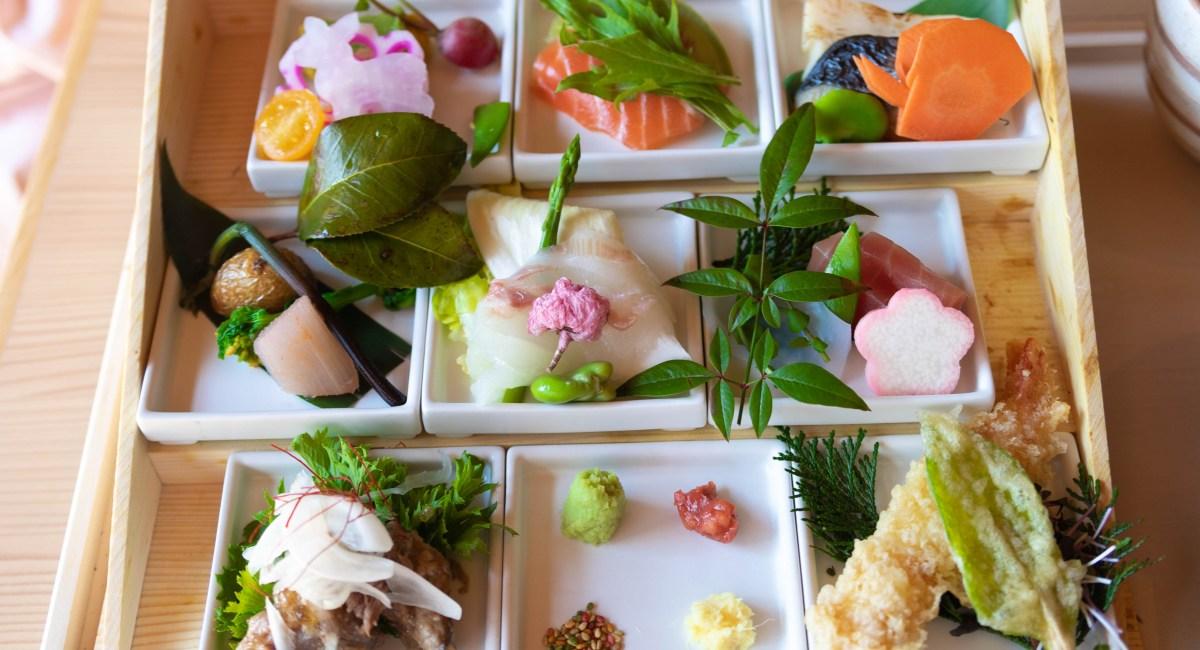 Luxury Restaurants of the World: Syoka Te-ori Sushi in Nara, Japan