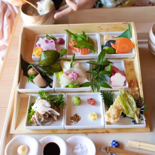 Luxury Restaurants of the World: Syoka Te-ori Sushi in Nara, Japan