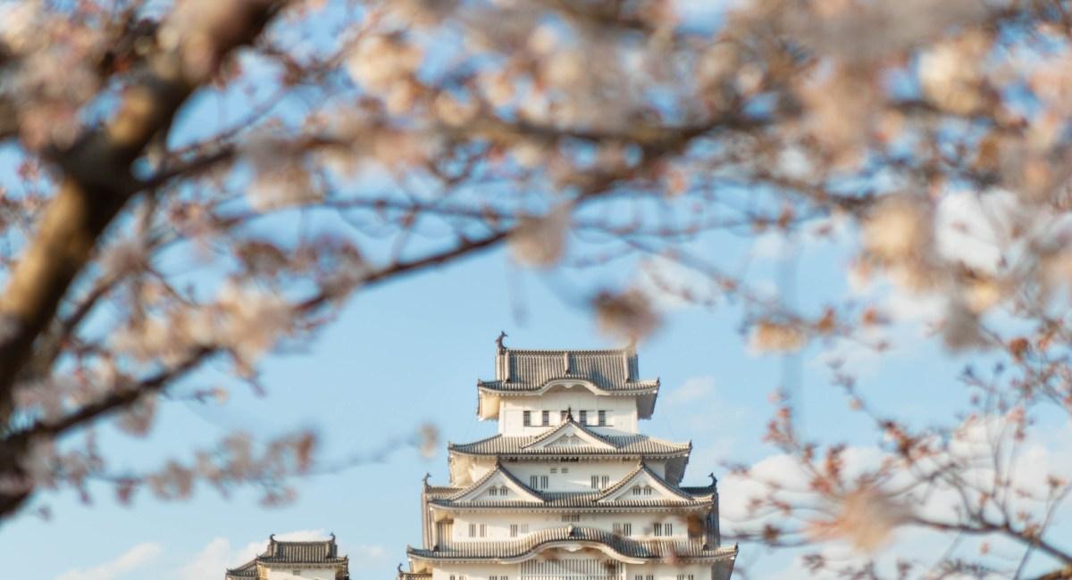Exploring Himeji Castle in Hemji, Japan