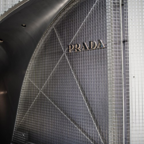 Prada Tokyo Flagship Store Tokyo, Japan: The Official Travel Guide Photographed, Researched, and Written by Annie Fairfax What to Do in Japan, Where to Eat in Tokyo, What to do in Tokyo, Things to Do in Tokyo, Tokyo Tourism, Places to Stay in Tokyo Tokyo Luxury Travel