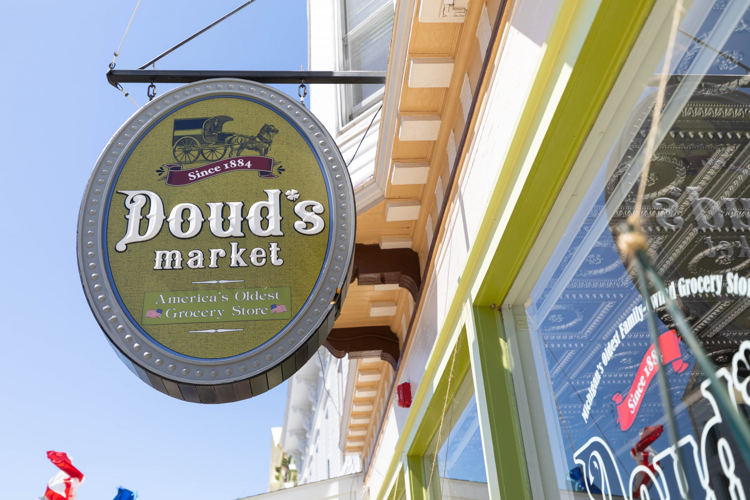 Doud's Market Mackinac Island The Ultimate Travel Guide Where to Eat, What to Do, Where to Stay by Annie Fairfax