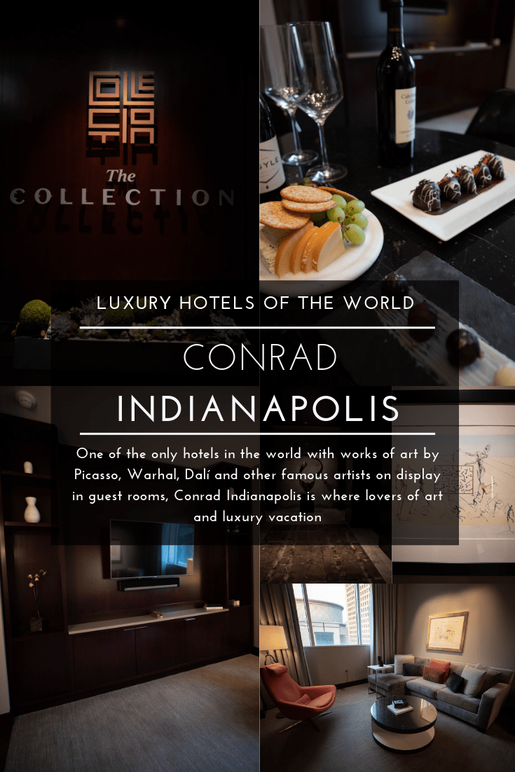 Luxury Hotels of the World: Conrad Indianapolis