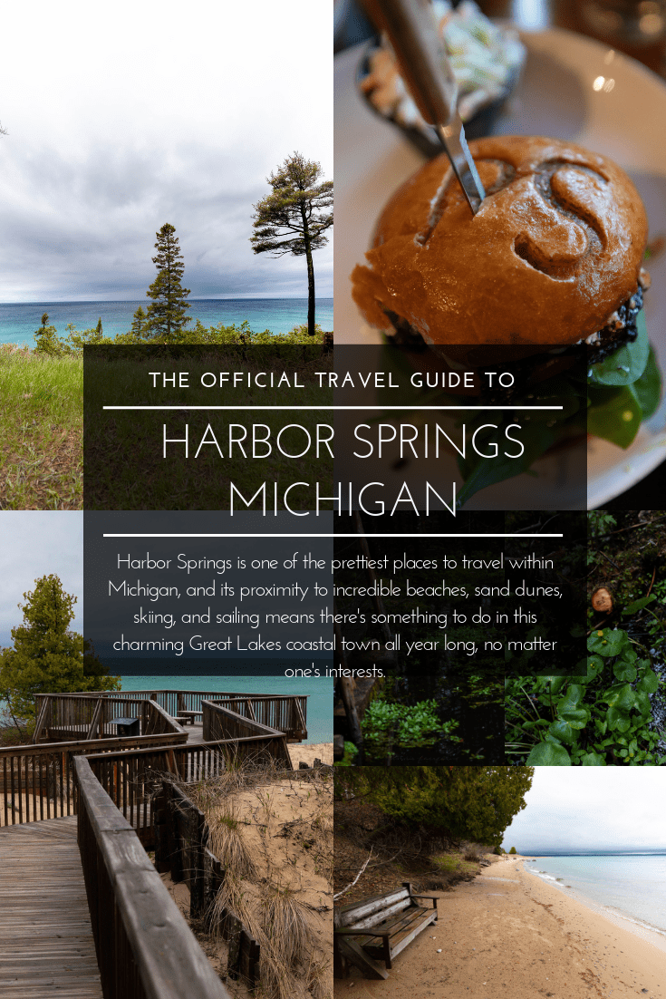 Harbor Springs, Michigan: The Official Travel Guide