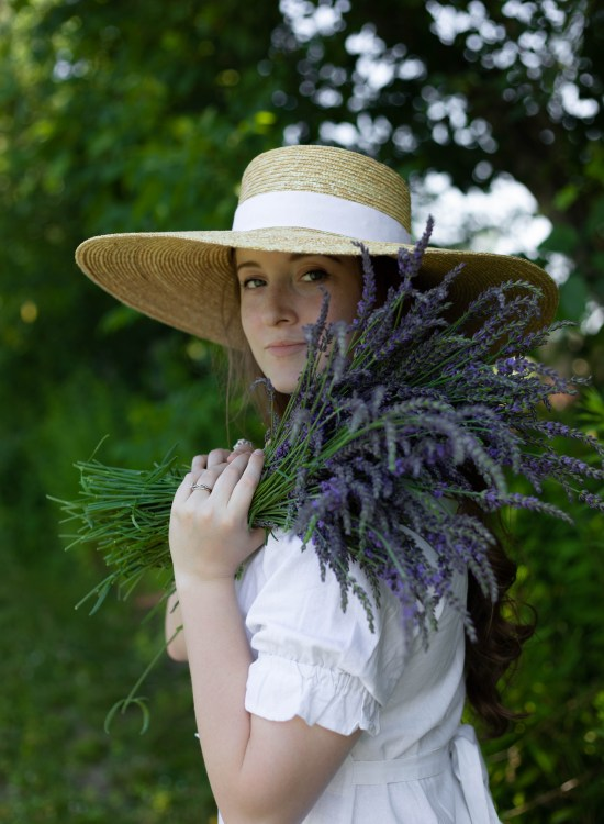 Lavender Festival in Imlay City Guide the Official Festival Guide by Annie Fairfax