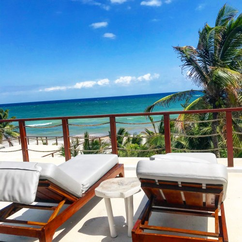Luxury Hotels of the World: Sanará Hotel in Tulum Mexico Riviera Maya Caribbean Sea