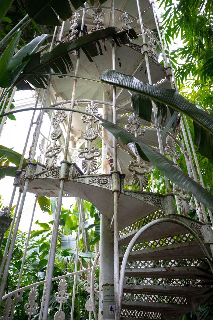 Visiting Kew Royal Botanic Gardens in London, England