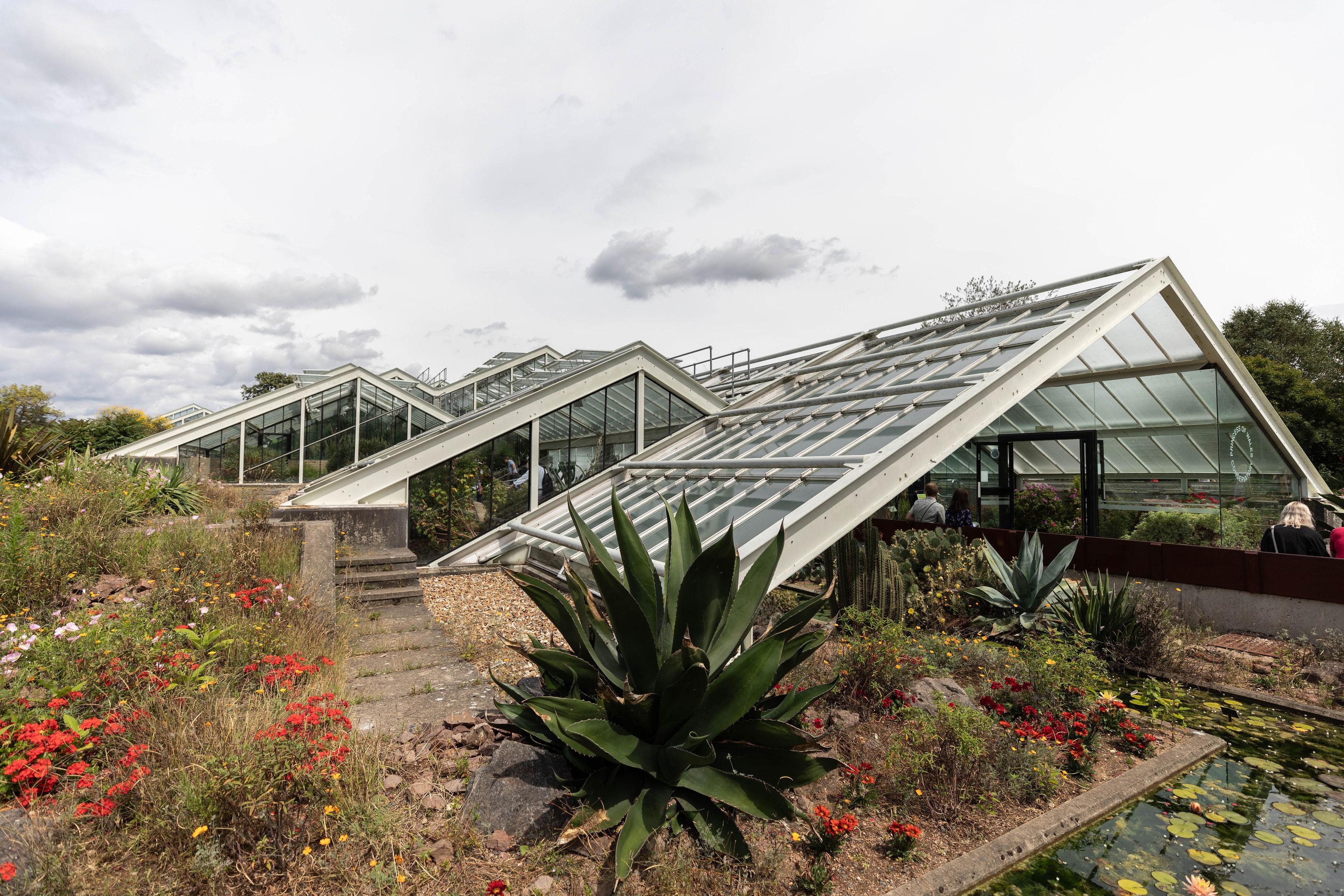 Visiting Kew Royal Botanic Gardens in London, England - Annie Fairfax