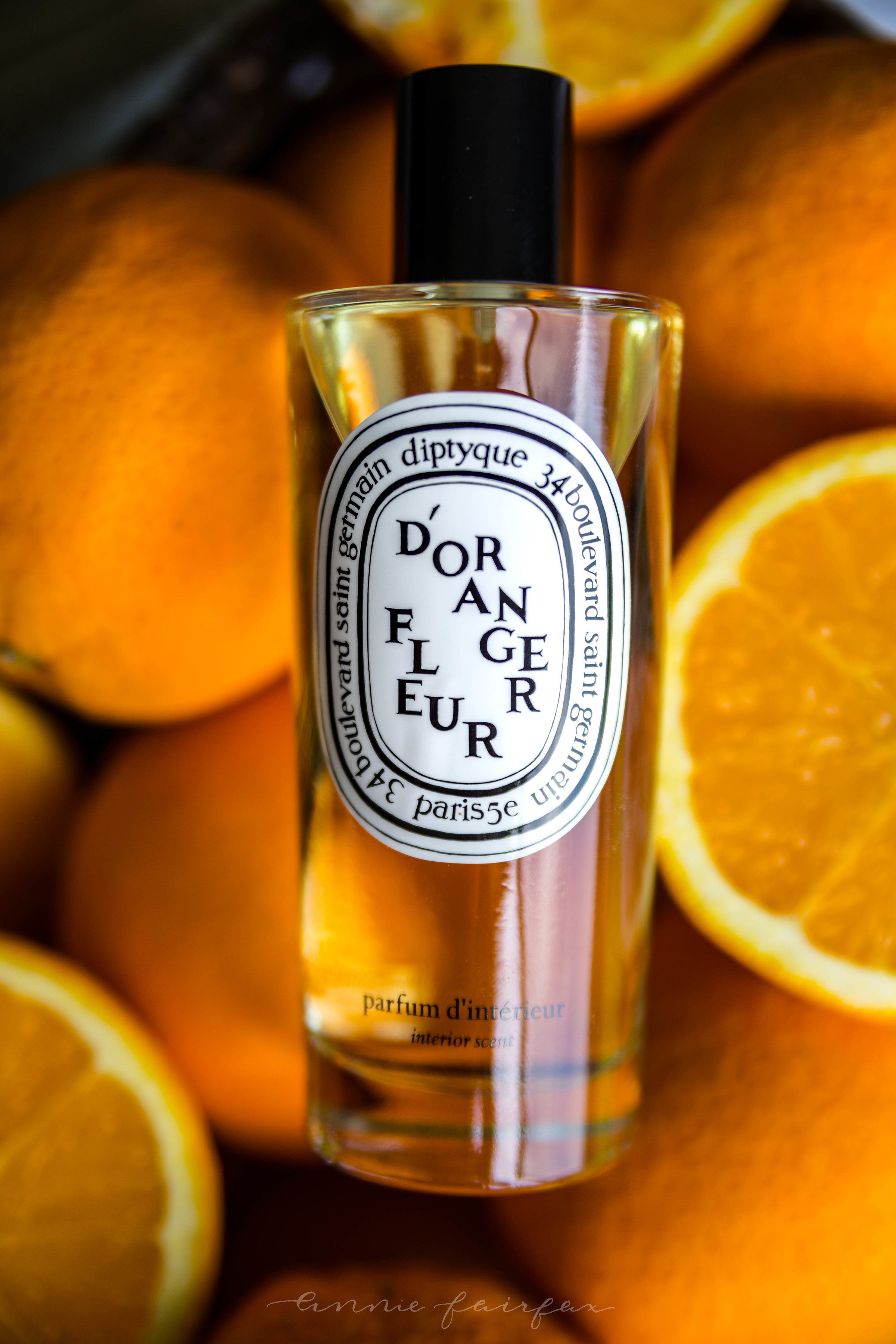 Diptyque Perfume Collection and Review of Orange Blossom Fragrance