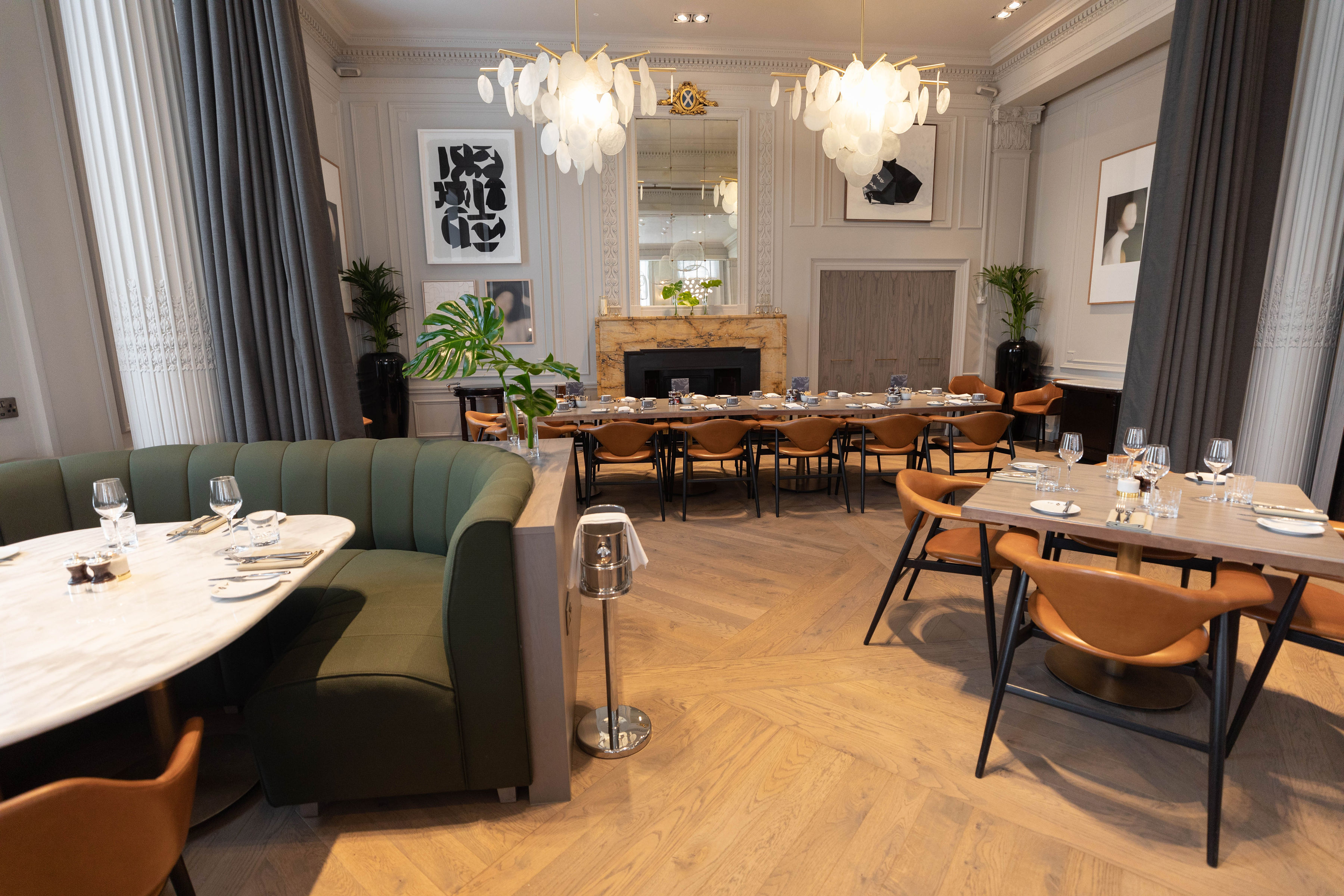 Luxury Hotels of the World Kimpton Blythswood Square in Glasgow, Scotland, United Kingdom Luxury Hotel