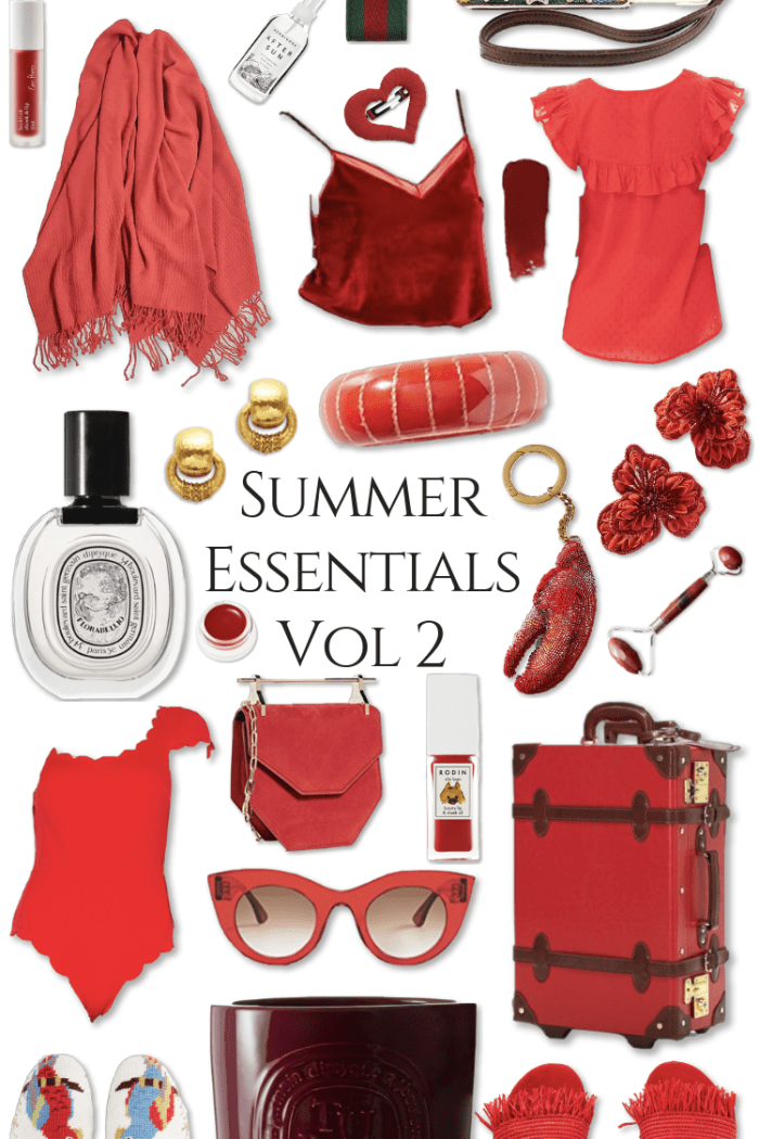 [Red] Summer Essentials Vol. 2