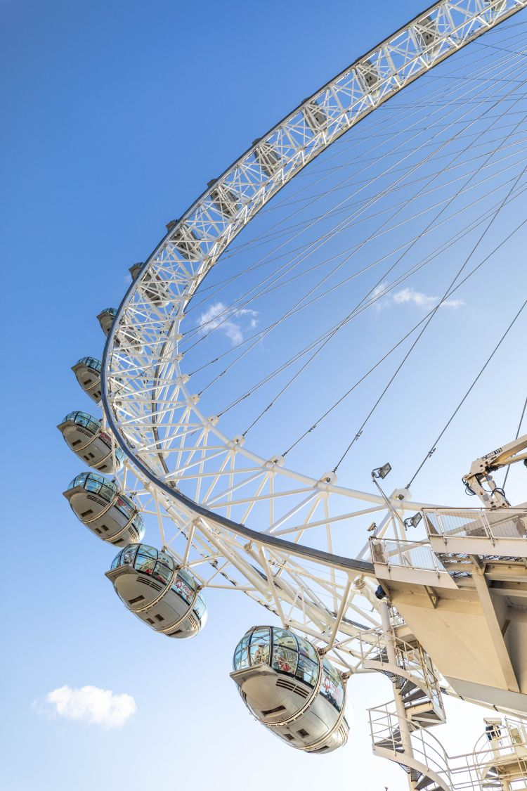 London, England: The Official Travel Guide