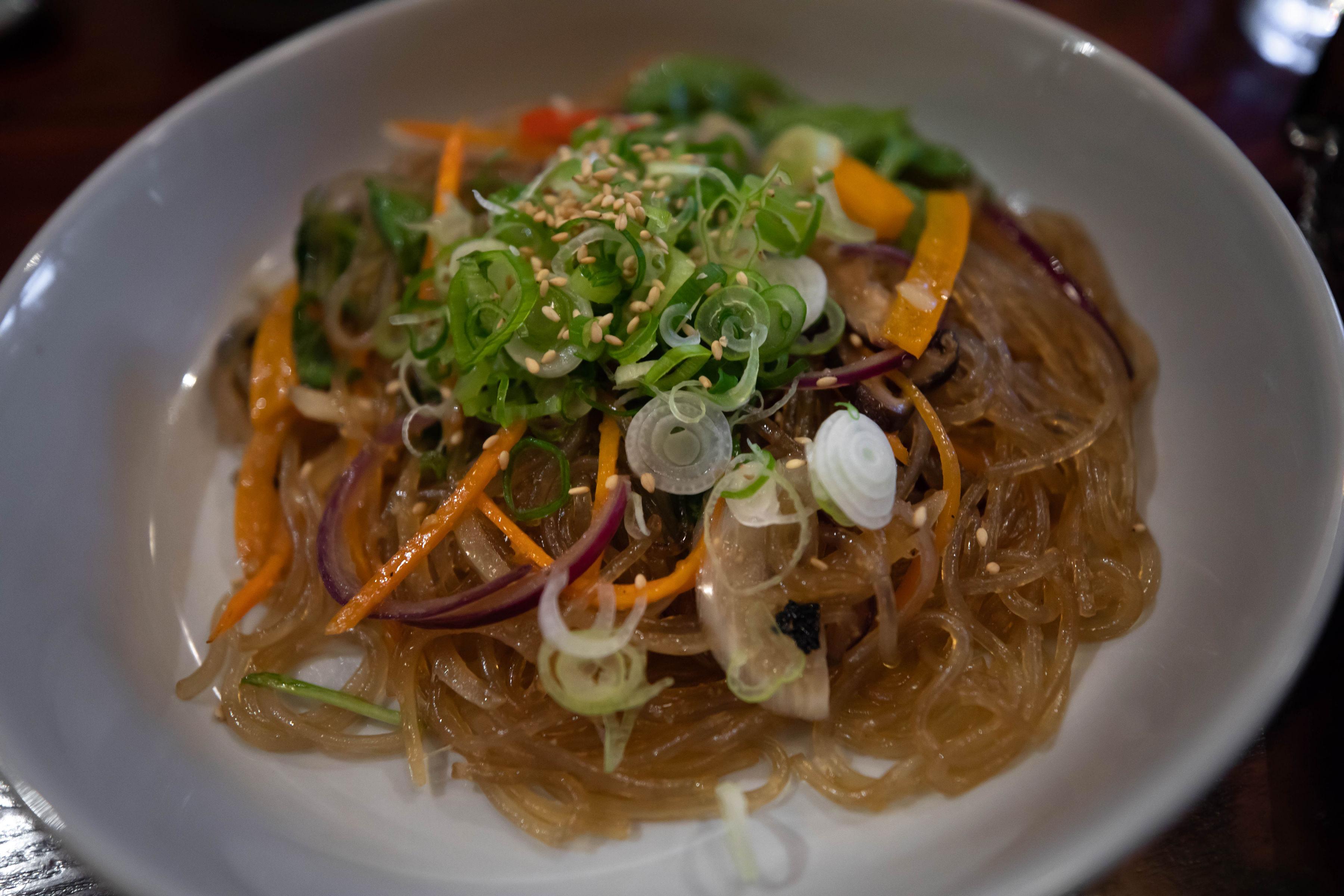 Itadakizen Vegan Organic Japanese Restaurant in London England