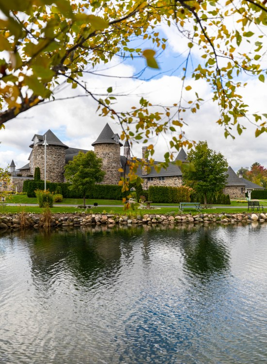 Castle Farms Charlevoix The Beautiful Northern Michigan Summer Fall Midwest Travel Beach Lake Destination