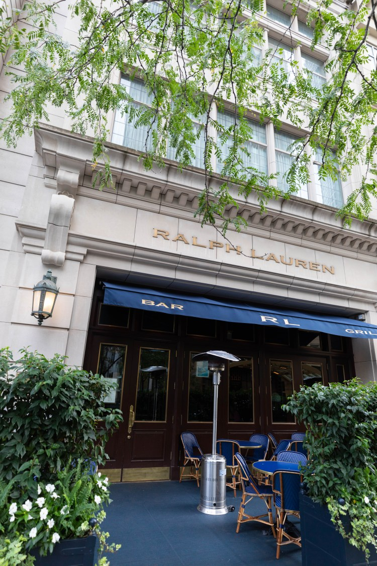 RL Ralph Lauren Restaurant | Chicago
