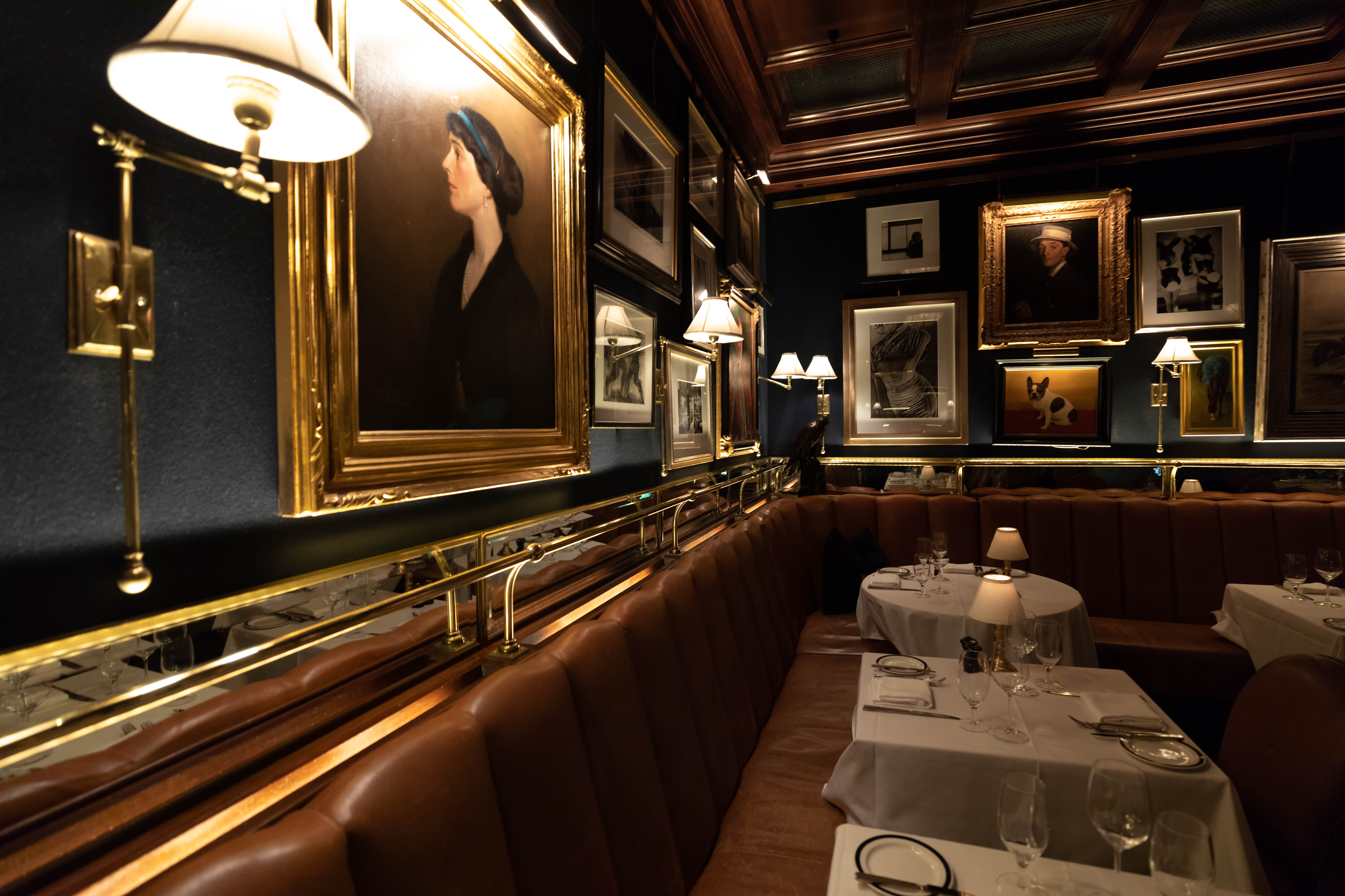 RL Ralph Lauren Restaurant Chicago Flagship Eatery Luxury Restaurants of the World Best Places to Eat in Chicago