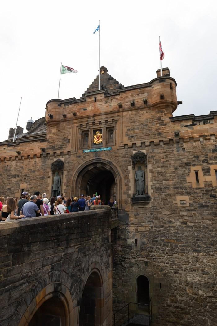 All About Edinburgh Castle in Edinburgh, Scotland