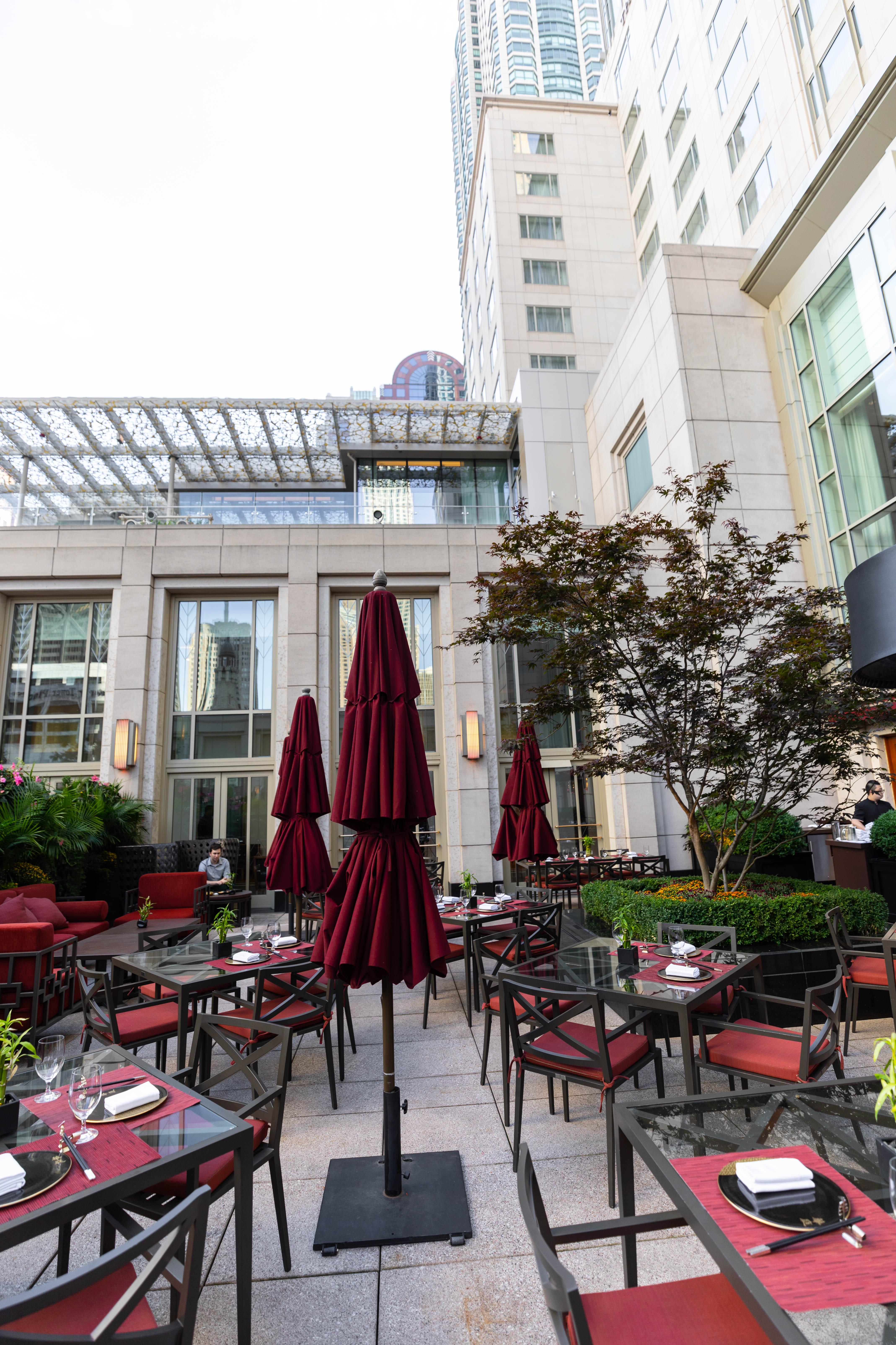 Shanghai Terrace | Enjoy Illinois |Shanghai Terrace