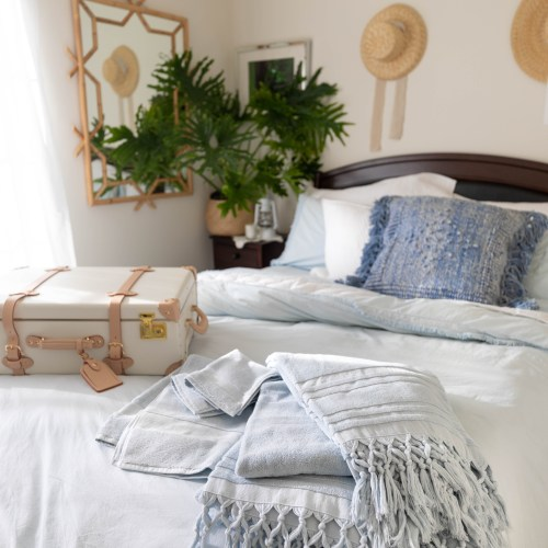 How to Turn Your Guest Bedroom Into a Luxurious Retreat