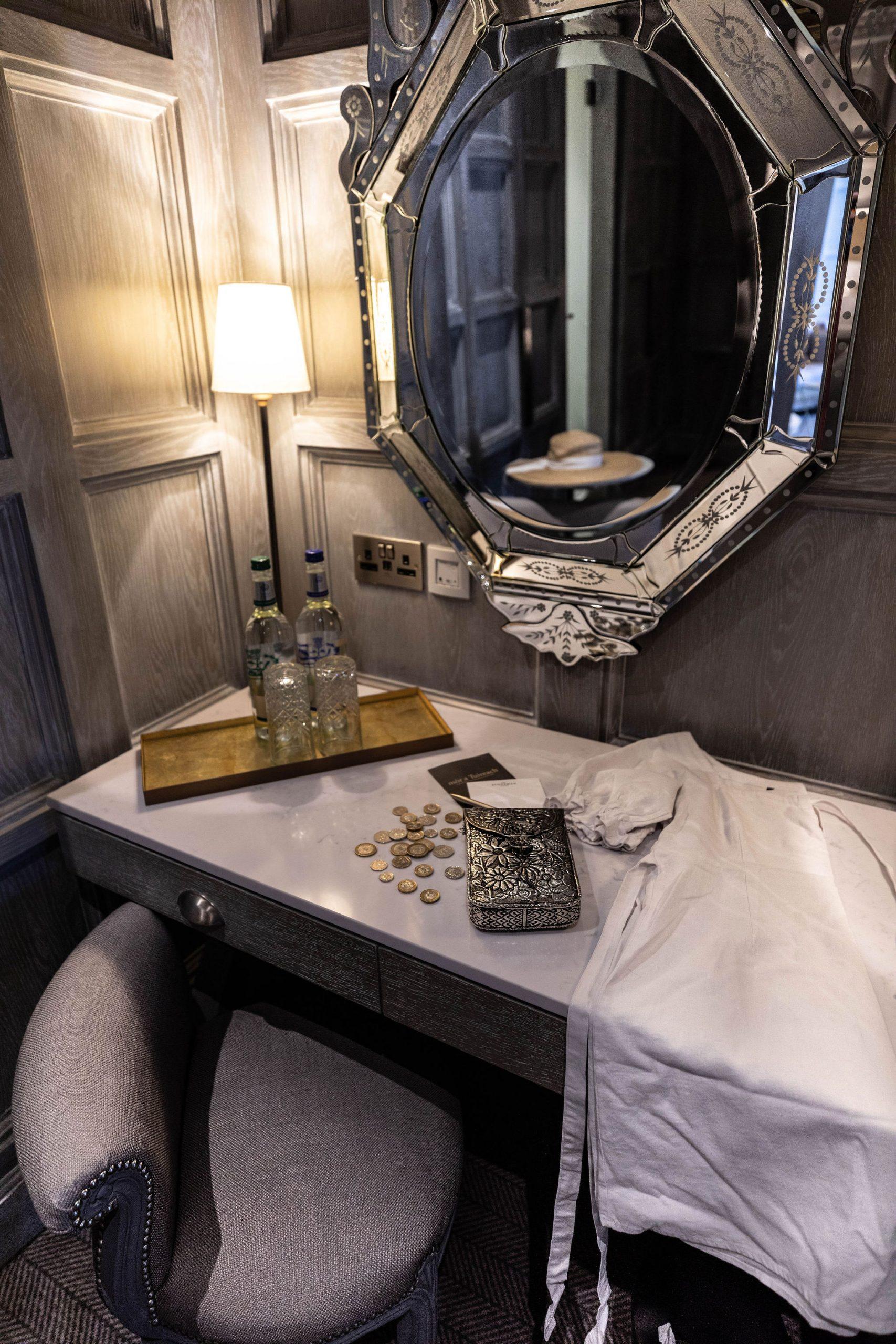 Bedroom Photos of the Headline Suite at The Scotsman Hotel in Edinburgh, Scotland
