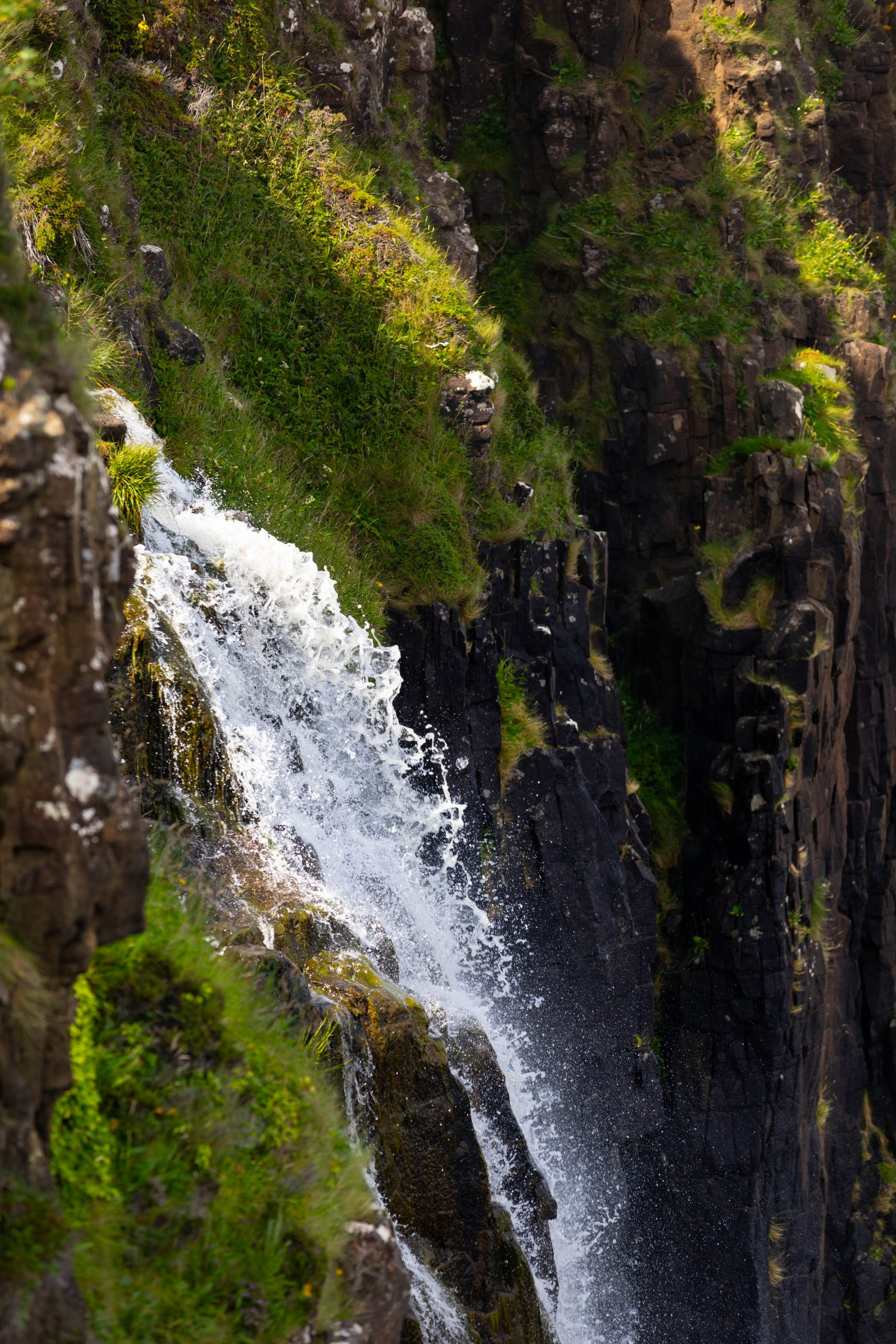 Mealt Falls on the Isle of Skye incredible Things to Do on Skye by Annie Fairfax