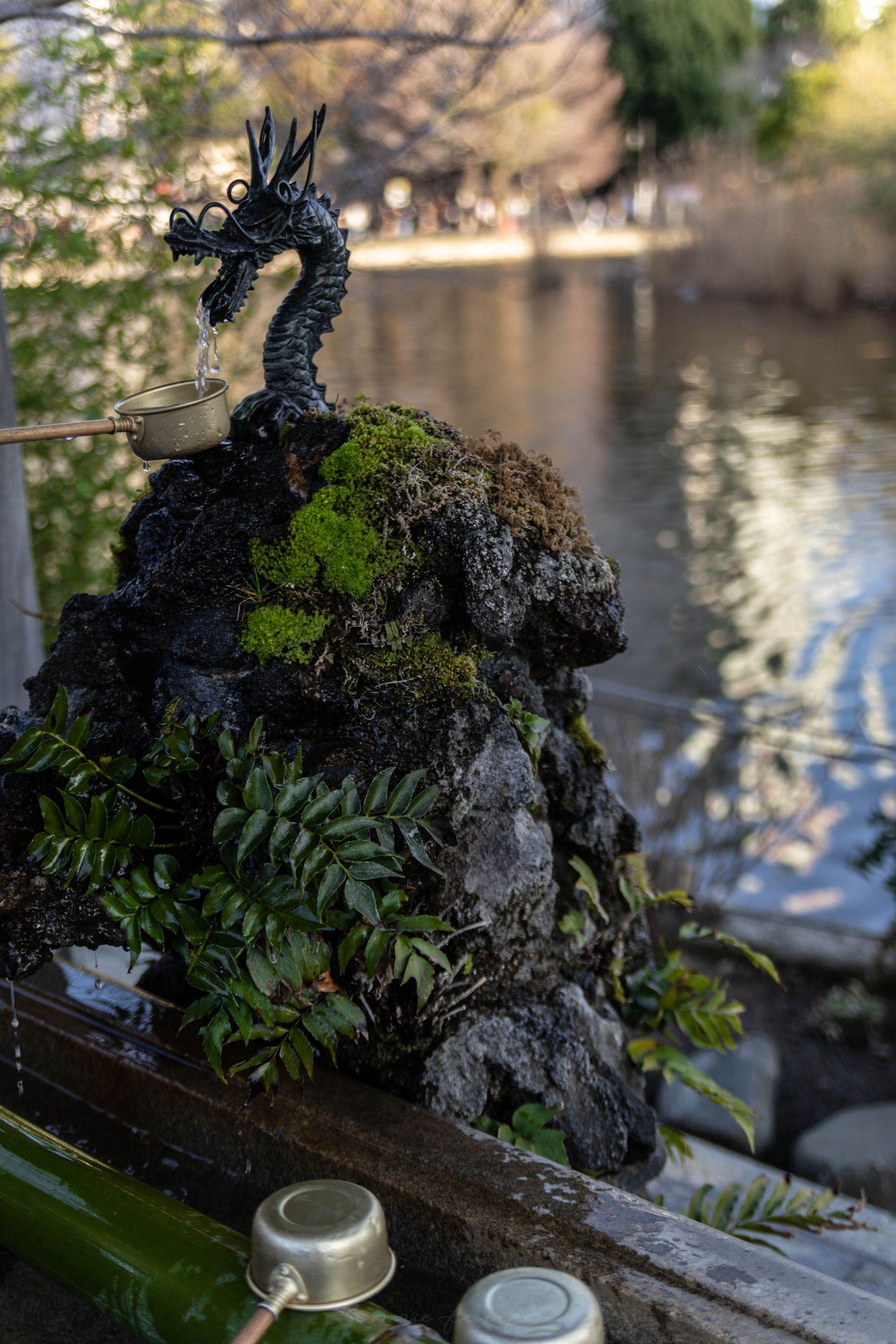 Chozuya Water Ablution Purification Ritual in Tokyo by Annie Fairfax