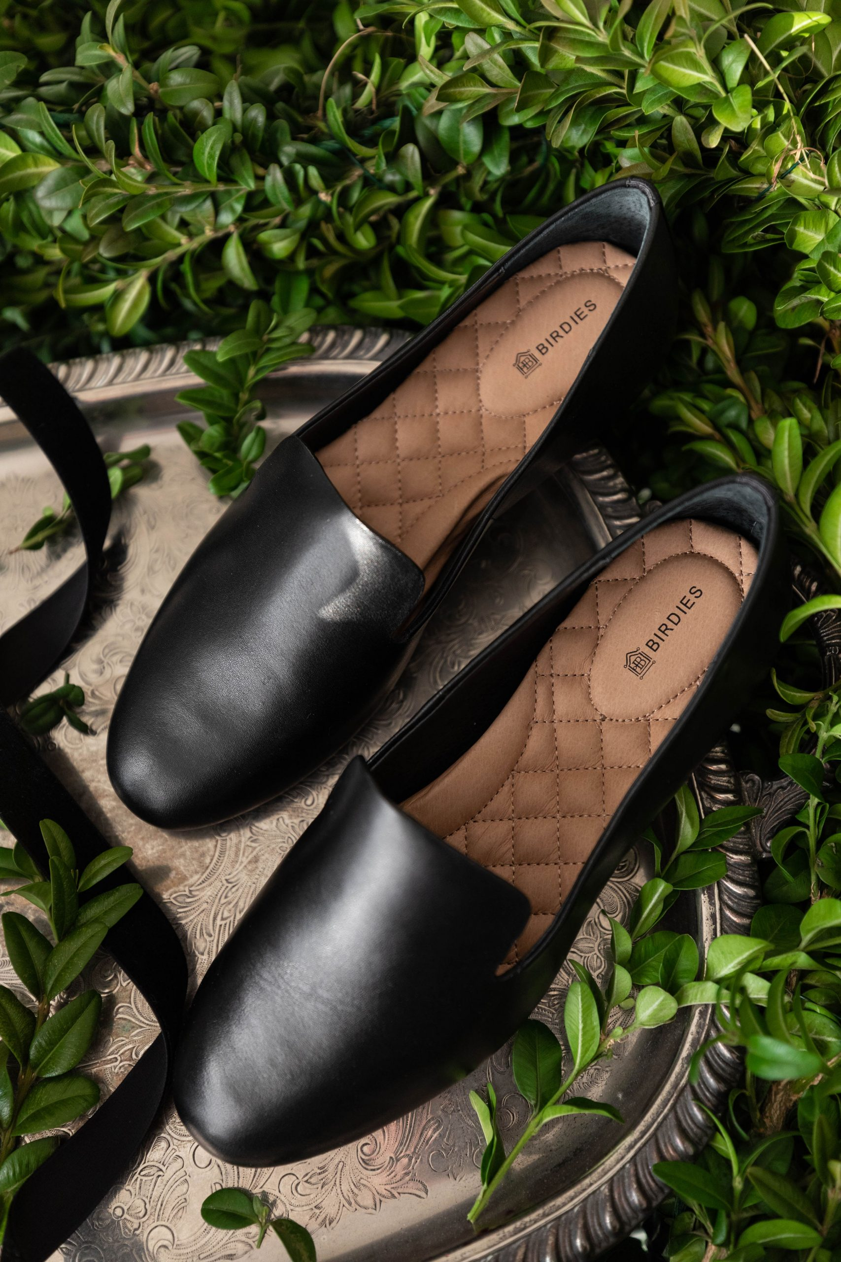 Birdies Leather Starling Loafer Review Styled by Annie Fairfax
