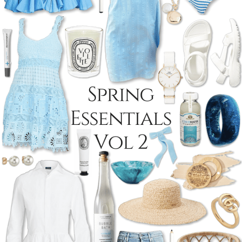 Spring Essentials Vol. 2