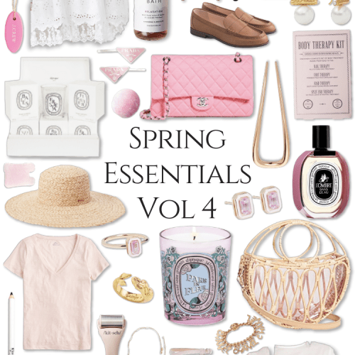 Spring Essentials Vol. 4